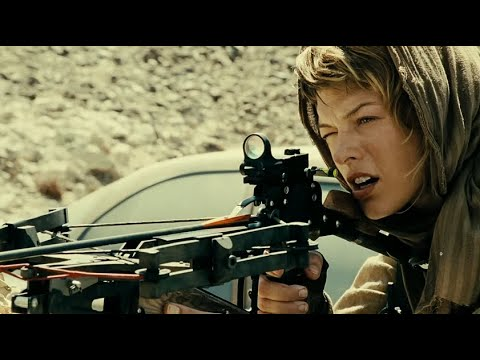Resident Evil 3: Extinction - A hope for Alaska (2007)