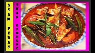 Asam pedas merupakan menu masakan Melayu yang tersohor di Melaka dan Johor. Kebiasaan masakan ini menggunakan ikan pari, ikan parang, ikan tenggiri ...