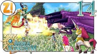 Aura Kingdom: Drachenboss!? Gold #14 | Let's Play ★ [GERMAN/DEUTSCH]