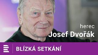 Josef Dvořák: Hrál jsem řízek, plotnu i polínka. A díky tomu mě vzali k divadlu