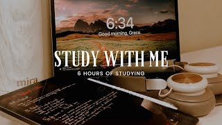 [fireplace sounds] STUDY WITH ME \\ Let's Get Some Work Done 👊