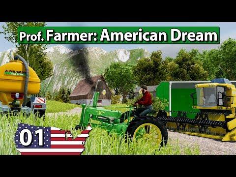 Professional Farmer American Dream ► GAMEPLAY PREVIEW Landwirt 2017 goes America!