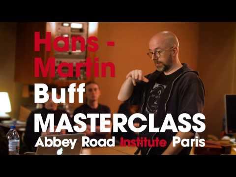 Abbey Road Institute Paris - Hans Martin Buff