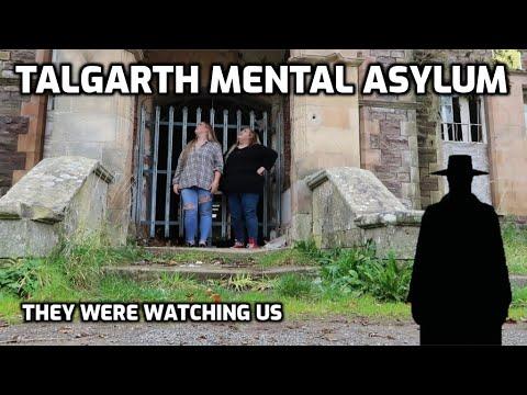 Talgarth Mental Asylum | WE WERE NOT ALONE | Lucy Lipsy