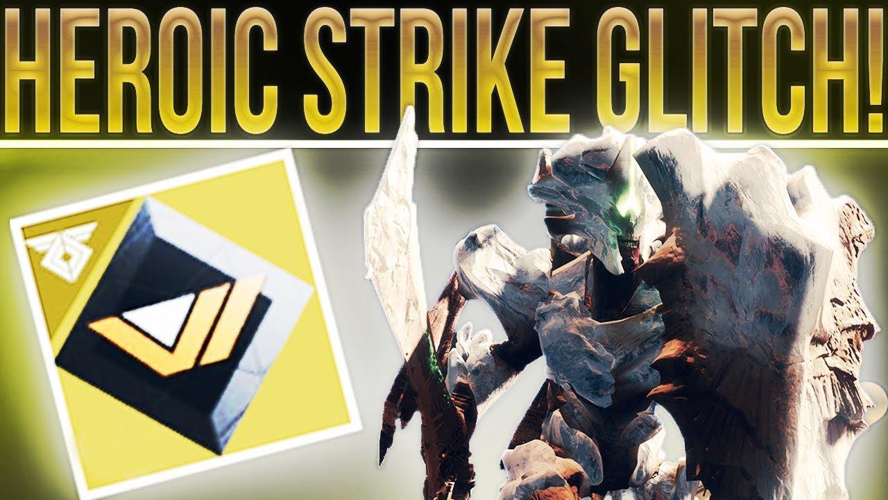 destiny heroic strike not matchmaking
