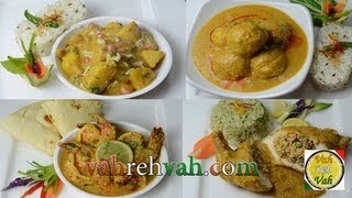 Indian Yellow Gravy Restaurant Style  - Korma Curry Mother Sauce - By VahChef @ VahRehVah.com