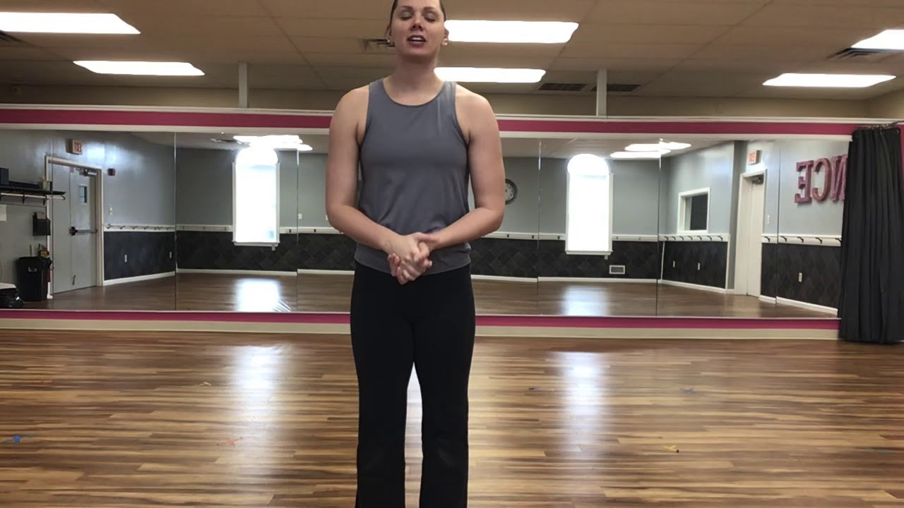 """Junior Lyrical Wednesday """"Somewhere Out There"""""""