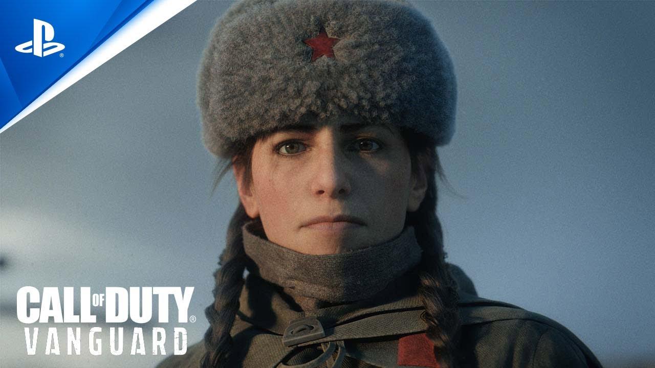 Call of Duty: Vanguard - Stalingrad Demo Play-through | PS5, PS4