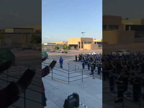 2017 Lea County Combined Band (Hobbs/Lovington High School