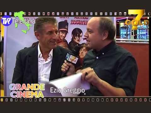 Intervista a Ezio Greggio