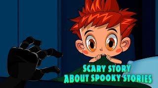 Masha's Spooky Stories -  Scary Story About Spooky Stories (Episode 18)