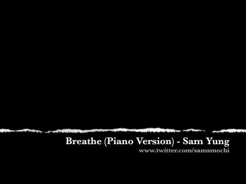 Breathe (New Piano Version) - Paramore - by Sam Yung
