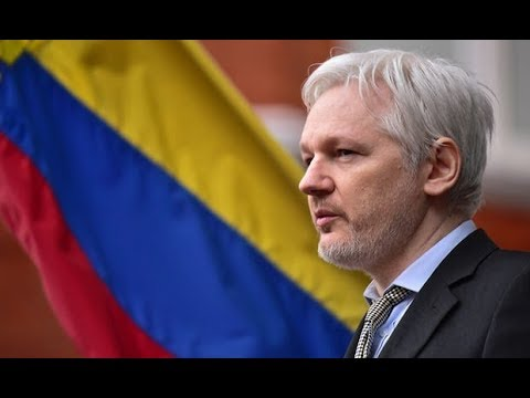 Ecuador Cuts Julian Assange's Access To Outside World Over Questioning UK's Russia Hysteria. ENOUGH!