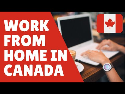 10 Work-From-Home Job Sites For Canada (No Fees) 2020