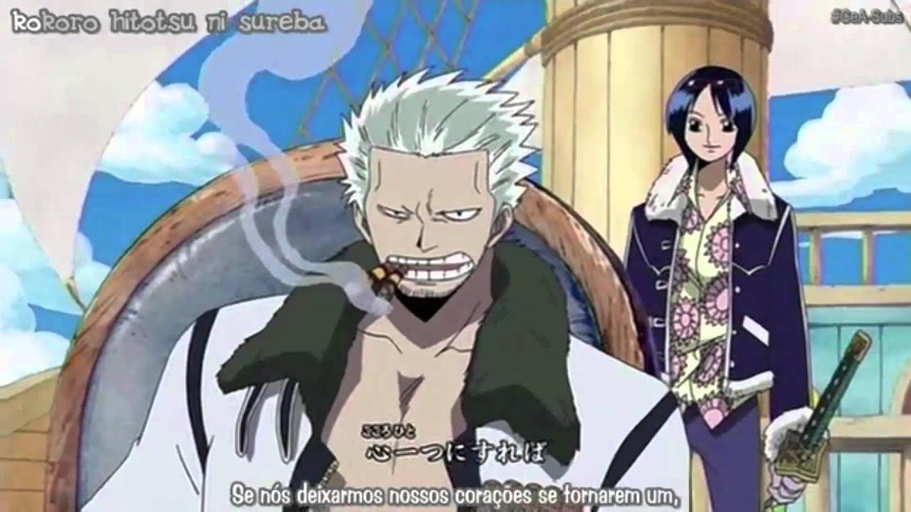 One Piece opening 6 Brand new world Legendado (PT-BR) - YouTube