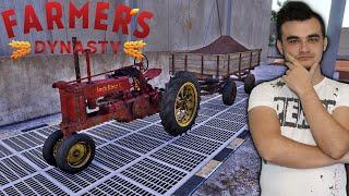 Farmer's Dynasty #7 Jajka, Mleko, Naprawa domu i sprzedaż rzepaku! MafiaSolecTeam
