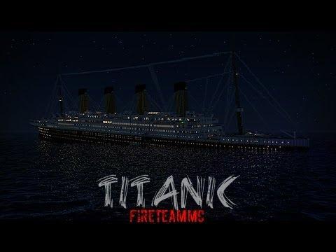 Magyar Minecraft Film - Titanic TRAILER