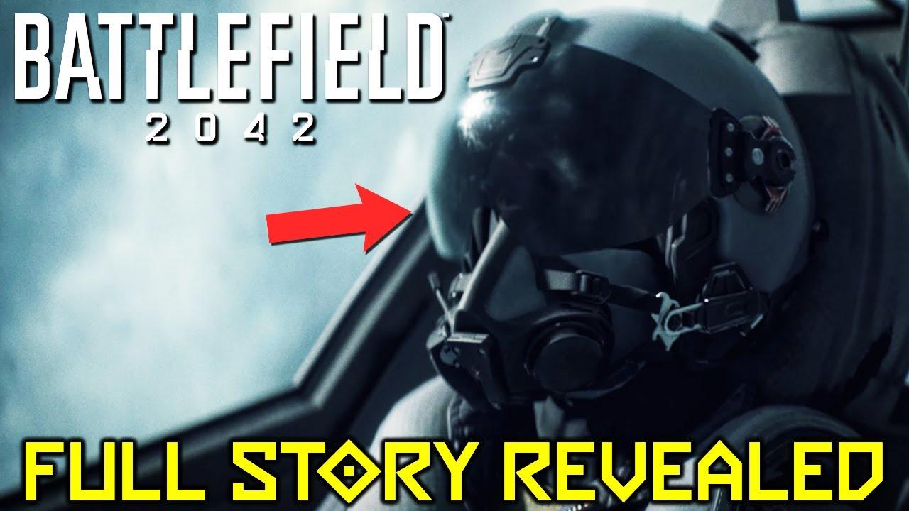 Battlefield 2042 Full Story Details Revealed
