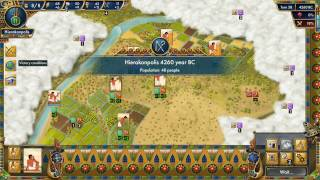 PreDynastic Egypt Gameplay and Review