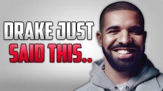 Drake Responds To Pusha T..
