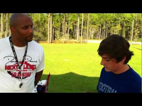 Donovin Darius Interviewed by JDL Youth Reese Davis