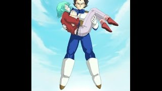 Dragon Ball Z - AMV - Bulma y Vegeta My Immortal