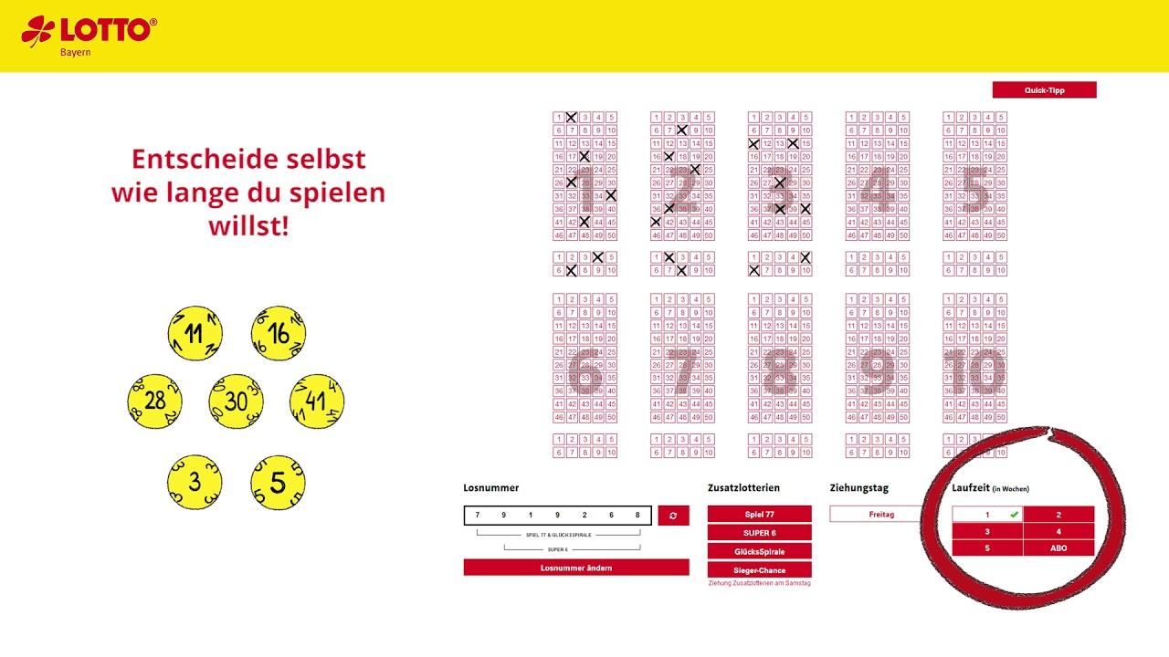 Lotto Bayern Eurojackpot Zahlen