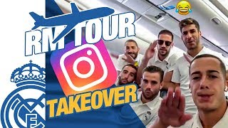 Lucas Vázquez | Real Madrid Instagram Takeover