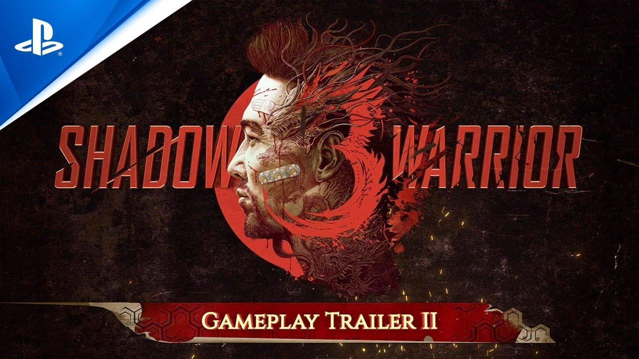 Download Shadow Warrior 3 - Gameplay Trailer 2 | PS4