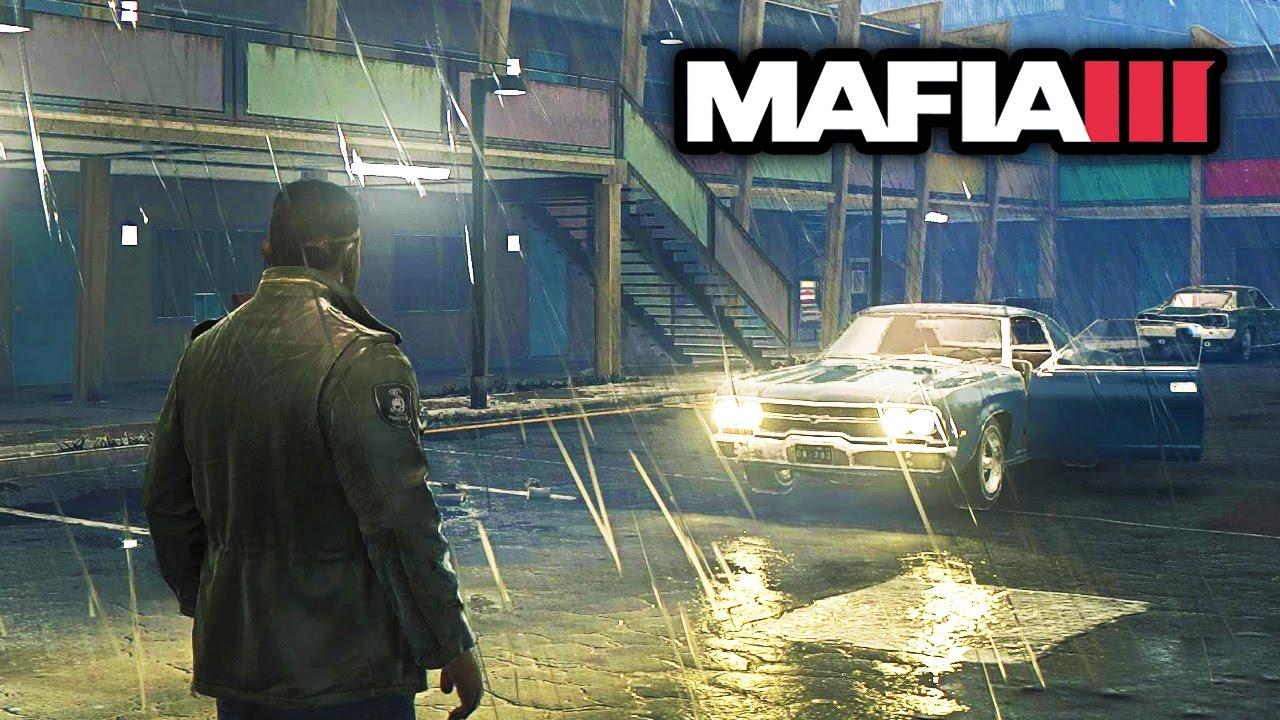 Mafia Games For Ps4 : Mafia news graphics upgrade coming to ps pro xbox