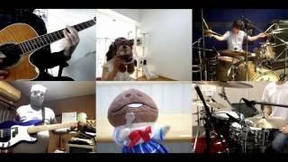 ネトゲの嫁は女の子じゃないと思った? OP 1st Love Story を演奏してみました。 [Vocal] non [Vocal] えみぃ - emmy [Guitar] 海星 - hitode [Mix] しの - shino [Bass]...