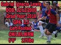 Gabriel Lewis Summer 2017 Soccer (Football) ID Camps Highlights