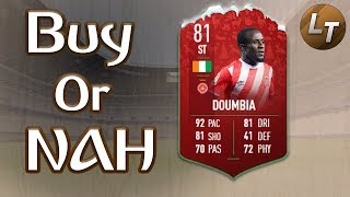 Download Video FUTMAS Doumbia!     Buy or Nah     FIFA 19 Player Review Series MP3 3GP MP4