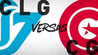 Video CLG vs. CG - Week 9 Day 1 | NA LCS Summer Split | Counter Logic Gaming vs. Clutch Gaming (2018) download MP3, 3GP, MP4, WEBM, AVI, FLV Agustus 2018