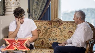 Can Louis make Leon Mallett's dreams come true? | Judges' Houses | The X Factor 2017
