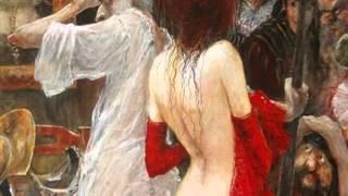 Marcel Nino Pajot paintings/И. Корнелюк- тема Воланда (