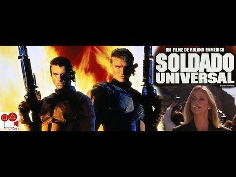 PODCAST - Soldado Universal (Universal Soldier, 1992) FGcast #120