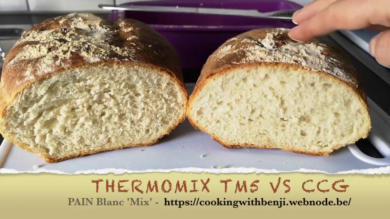 Cooking Chef Ou Thermomix Tm5 Thermomix Tm5 Vs Cooking Chef Gourmet Smilingcooking Duel Pain Mix Complet