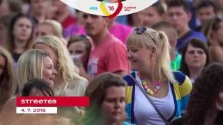 Slovácké léto 2016: pondělí 4. 7. 2016