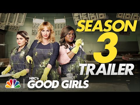 GOOD GIRLS, SEASON 3 | Official Trailer