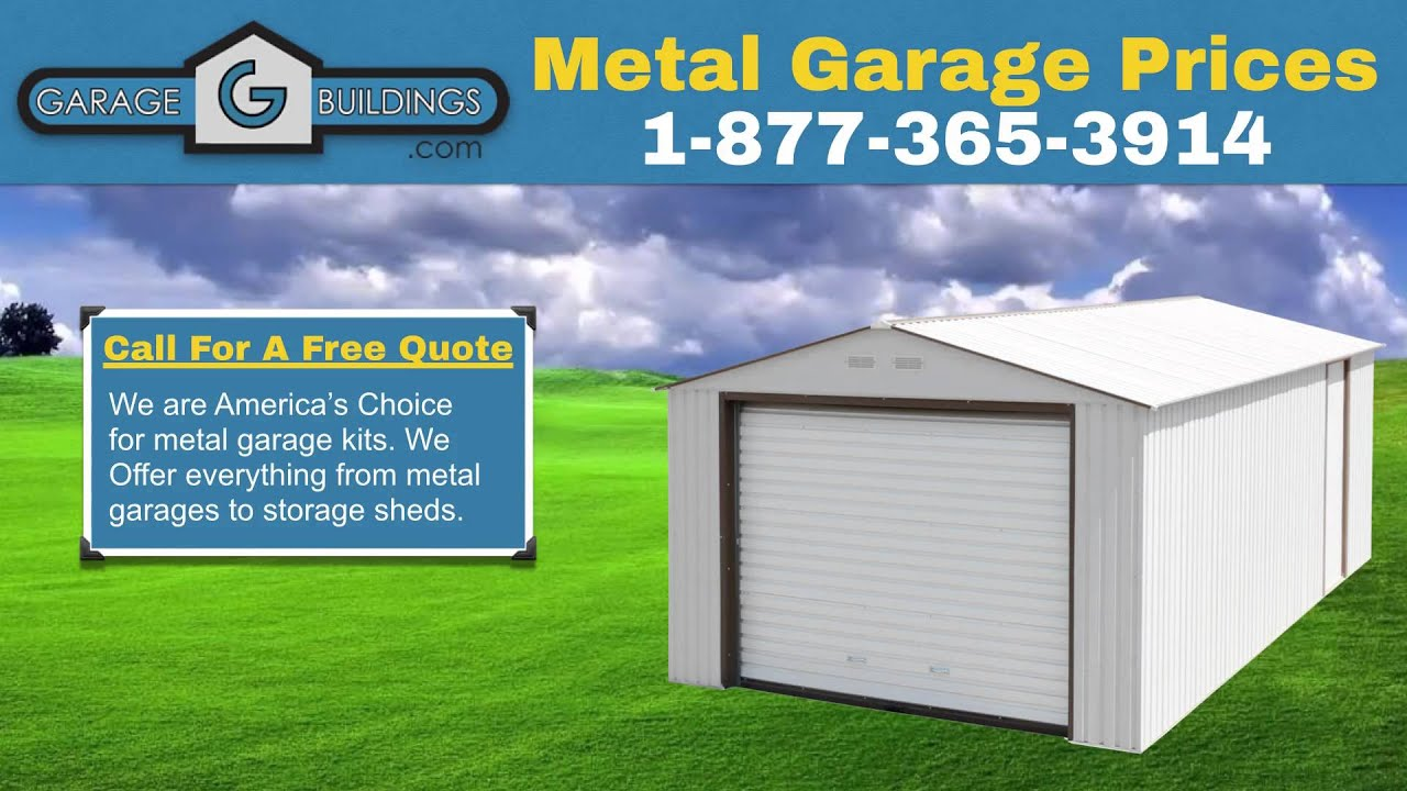 Metal Garage Kits Anderson SC