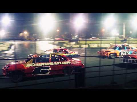 Saloon stock cars championship of the world 2016 skegness