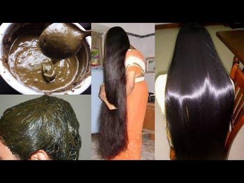 mix henna powder hair