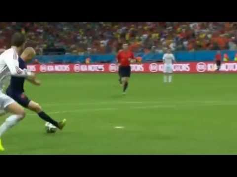 Spain vs Netherlands 1-5 All Goals and All Highlights World Cup 2014 HD