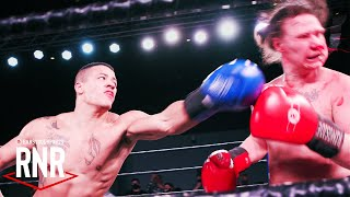 NYPD Cop Fights Undefeated Street Brawler