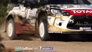 Vid�o Shakedown - 2015 WRC Rally Argentina par Best-of-RallyLive (383 vues)