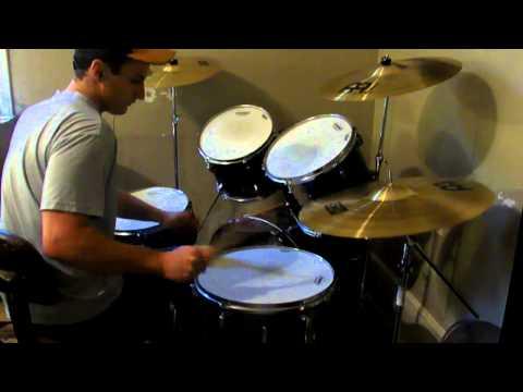 Hillsong - Broken Vessels - Drum Cover