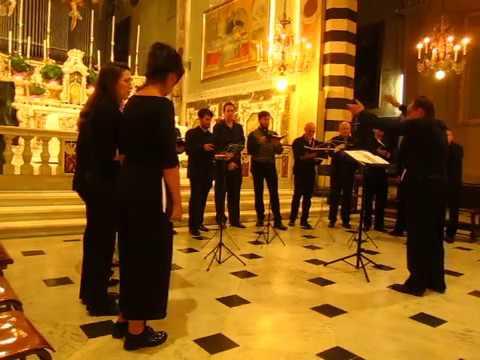 Vergine bella - G. P. da Palestrina - Ensemble Vox Antiqua