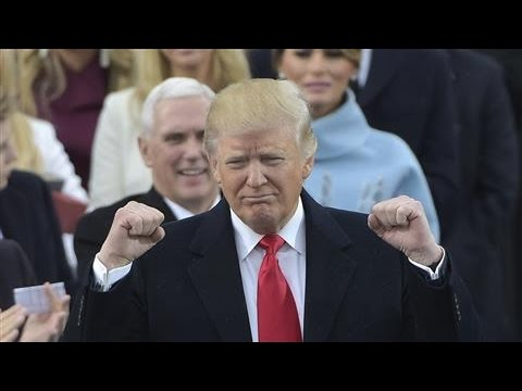 Trump Inaugural Address: 'This Moment Is Your Moment'