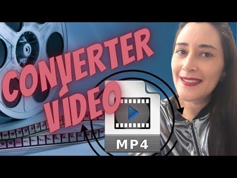 Como Converter Vídeo para MP4 (MP3,AVI,FLV,MKV, e Outros formatos) – Programa Online e Gratuito
